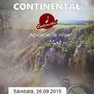 Turneu Continental & Orchestra – Viena, 26 septembrie 2015